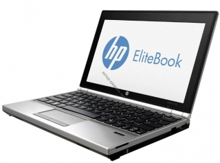 HP Elitebook 2170p i5-3427U, 1,80 GHz, 320 GB HDD, 4 096 MB, 11,6 palců, Windows 10