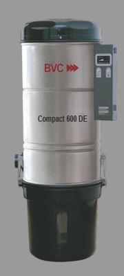 centrální vysavač BVC Compact 600 DE