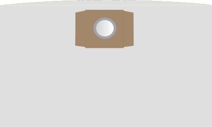 sáčky do vysavače Nilfisk CV20, CV30 , Silver, Gold (AB334)