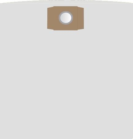 sáčky do vysavače Nilfisk CD110, CV731, CV732, CV733, 791/2/3, ZCV742, 743 (AB335)