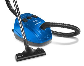 sáčkový vysavač Concept FIESTA - modrý (VP 8024)