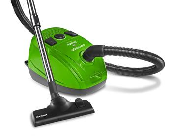 sáčkový vysavač Concept FIESTA - zelený (VP 8025)