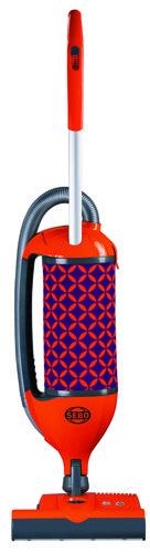 tyčový vysavač SEBO Felix Premium 1 FUN s rotačním kartáčem (9803 FUN (oranžová/fialová) )