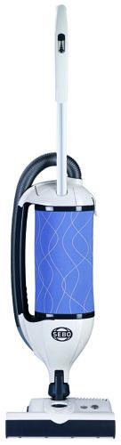 tyčový vysavač SEBO Felix Premium 1 ICE BLUE s rotačním kartáčem (9805 ICE BLUE (šedá/modrá) )