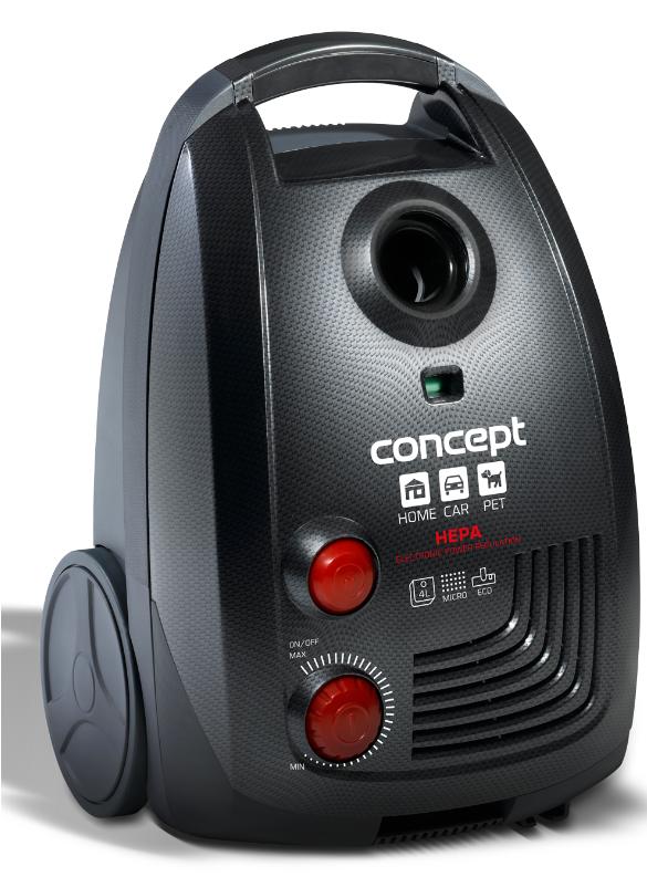 sáčkový vysavač Concept VP-8220e HOME CAR PET (VP 8220e)