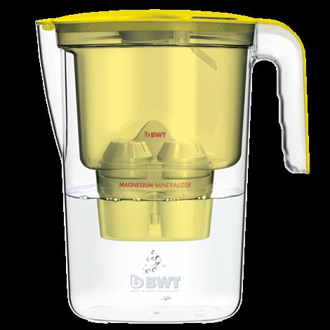 filtrační konvice BWT VIDA 2,6l - žlutá + 3x filtr Mg2+ (BWT VIDA žlutá)